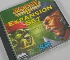 Warcraft 2 II Beyond the Dark Portal Expansion Set PC