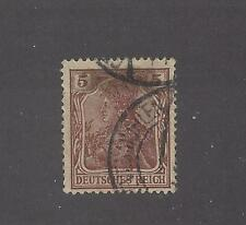 GERMANY -  118 - 121- USED -  1920 ISSUES - GERMANIA