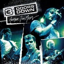 Another 700 Miles [EP] by 3 Doors Down (CD, Nov-2003, Republic)
