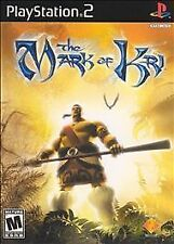 ***MARK OF KRI PS2 PLAYSTATION 2 DISC ONLY~~~