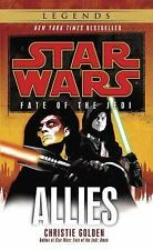 STAR WARS FATE OF THE JEDI - ALLIES - CHRISTIE GOLDEN (PAPERBACK) *BRAND NEW