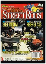 STREET RODDER A GUIDE TO BUILDING STREETRODS WINTER 2001 IN WORDS AND PICTURES