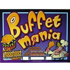 IGT I Game Plus 19 Top, Buffet Mania (81514200)