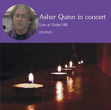 Asher Quinn (Asha) - 'Live' at Violet Hill -  CD