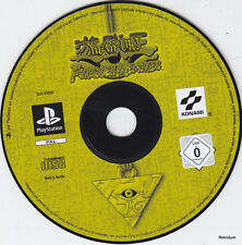 Yu-Gi-Oh! - Forbidden Memories   (PS1) Einzelne CD, minimale Gebrauchsspuren
