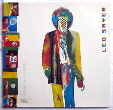 LP (N) - Living in a Fantasy-Leo sayer