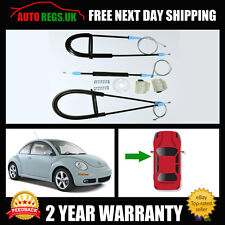 VW Volkswagen New Beetle Front Left Window Regulator Repair Kit NSF