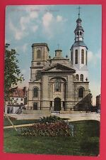 VTG POSTCARD-THE BASILICA-QUEBEC-LA BASILIQUE-CANADA