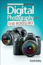DIGITAL PHOTOGRAPHY SET - SCOTT KELBY (PAPERBACK) NEW
