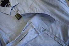 "Paul Smith Double Cuff Shirt CLASSIC FIT 15"" Eu 38 ""LONDON"" RRP £140"