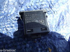 DASHBOARD LIGHT DIMMER SWITCH 61318360461 from BMW E39 525 D 5