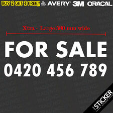 FOR SALE X LARGE stickers Vinyl cars utes 4x4 Sticker Funny Dope Window Laptop