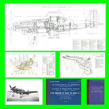 COLLECTION - MACCHI C205 VELTRO AVIAZIONE AERONAUTICA AIRCRAFT MC205 Manual DVD
