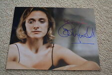 CAROLINE GOODALL  signed Autogramm 20x25 In Person HOOK , SCHINDLER'S LISTE