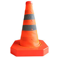 """45CM 18""""Height Portable Collapsible Traffic Multi Purpose Reflective Safety Cone"""