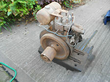 petter engine barn find stationary engine old spares or repair project