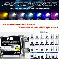 One Metal 55W Xenon HID Kit 's Replacement Ballast 9007 9006 H4 H7 H13 H11 9005