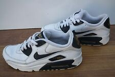 Nike Air Max 90 White and Black Women Trainers Size UK 5.5 EUR 38.5