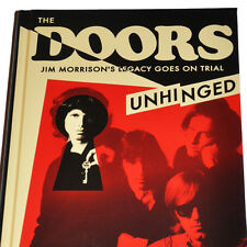 """The Doors (John Densmore) Signed Autographed """"Unhinged"""" Book"""