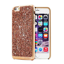 "Prodigee Fancee Rose Gold Glitter Glitz Sparkle iPhone 6 PLUS 6s 5.5"" Case Cover"