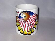 Bullseye TV Show Darts Great New Bully Logo MUG