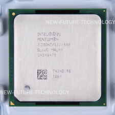 SL6WE SL6WG SL792- Intel Pentium 4 HT 3.2 GHz 800MHz Socket 478 US free shipping