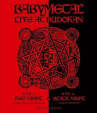 Babymetal - Live at Budokan/Red Night & Black Night Apocalypse [Blu-ray]