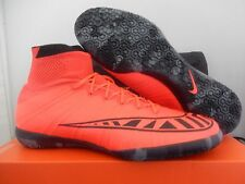 NIKE MERCURIALX PROXIMO IC INDOOR SOCCER CLEAT CRIMSON SZ 11 [718774-660]