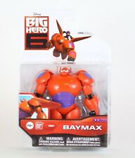Original Disney Big Hero 6 Baymax 4-inch Action Figure made by BANDAI ON SALE!!!