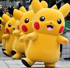 New Pokemon Go Pikachu Mascot Costume in Sydney (can pick up) Halloween