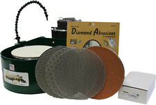 "8"" Covington Super Diamond Flat Lap, Glass Grinder Polisher 5072ML"