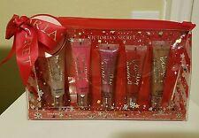 Victoria's Secret Beauty Rush Flavored Lip Gloss Gift Set. NEW