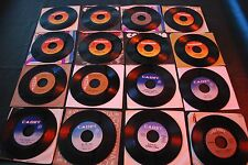 60's Records 45 RPM RAMSEY LEWIS Lot Of 16 different records