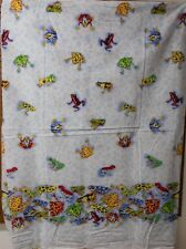 """2 Yards """"Leaping Frogs"""" Border Fabric"""