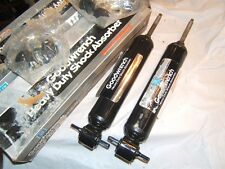 1968 – 72 Chevelle Pontiac GTO  Oldsmobile 442 Buick GS GM NOS shock absorbers