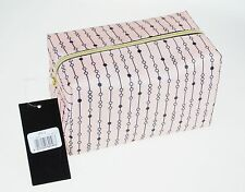 Lila Grace Pink Glitter Cosmetic Bag Travel Bag Weekend Bags Wash Bag Handbag