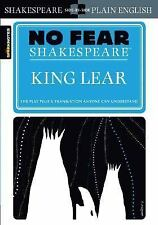 No Fear Shakespeare Ser.: King Lear by SparkNotes Staff and William...