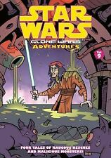 Star Wars: Clone Wars Adventures Volume 9 2007 TPB Dark Horse Comics