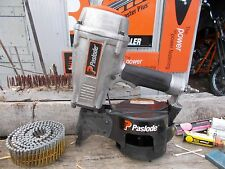"""Paslode P350C # 500755  Round Head 1-1/2""""- 3-1/2"""" Coil Nailer"""
