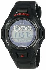 Casio Men's GWM530A-1 G-Shock Atomic Tough Solar Digital Watch Black New