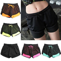 Hot Fashion Women Girls Summer Pants Women Sports Shorts Gym Yoga Shorts Useful