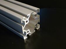 """TNUTZ - EX-2020 - Smooth 2"""" x 2"""" T-Slotted Aluminum Extrusion - 72"""" long."""