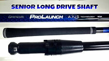 Titleist 59g Senior Long Drive Driver SHAFT 917 910 913 915 D2+D3 Grafalloy Blue