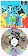 Aqua ‎– Barbie Girl CD Single, Cardboard Sleeve 1997
