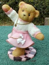 Tammy Let's Go To The Hop Regional Event LE BNIB Cherished Teddies