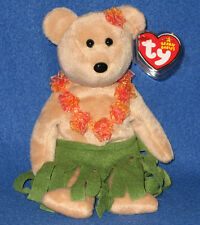 TY ALANA the BEAR BEANIE BABY - MINT with MINT TAGS