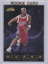 KOBE BRYANT 1996 RC Lakers Basketball HIGH SCHOOL JERSEY All-Star ROOKIE CARD