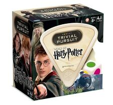 World of Harry Potter Trivial Pursuit Harry Potter Board Travel Game FREE P&P