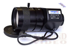 DEMO WARE Computar H6Z0812A-DC Vario-Focus Megapixel Objektiv 8-48mm 1:1.2 CS