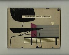 1952 George Nelson HERMAN MILLER Furniture Catalog Eames Noguchi Irving Harper